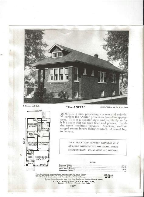 1925 bungalow house plans chicago bungalow house plans chicago bungalow house plans