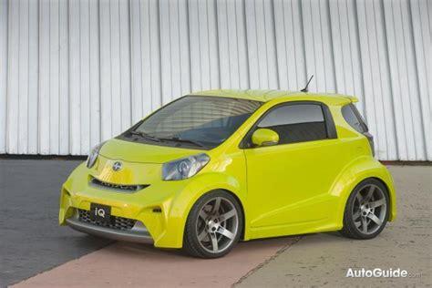 report scion iq mini car to arrive in u s in late 2010