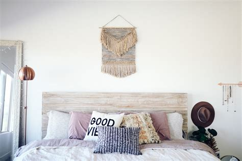 winter room decor callin headboard and bed frame outfitters bohemian
