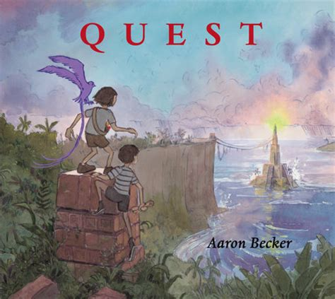 schuyler s a s journey with his wordless books quest by aaron becker penguinrandomhouse