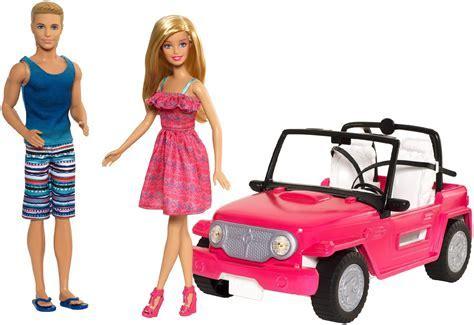 Barbie & Ken Beach Cruiser