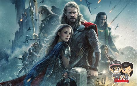 film thor kedua review film thor the dark world sinopsis thor 2