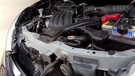 Cermin Depan Nissan Grand Livina mudah tanpa bayar cara membuka melepas bumper bemper