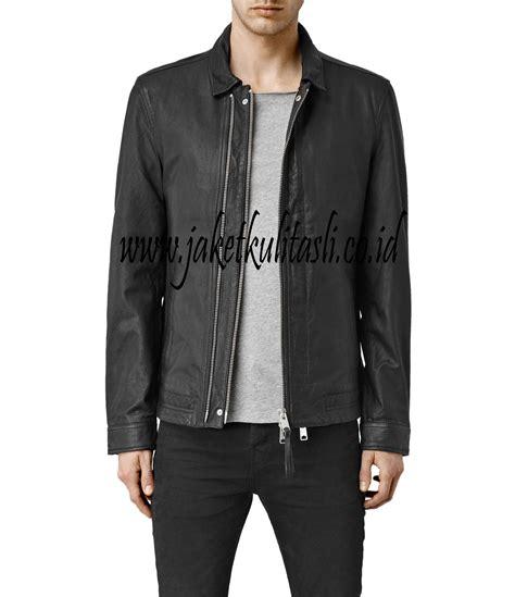 Jual Jaket Kulit Pria Terbaru jaket kulit asli pria a390 jual jaket kulit asli
