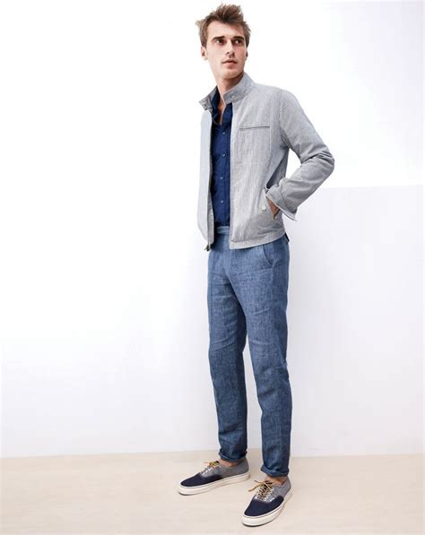 skiff jacket with sherpa lining j crew goes casual everyday men s fashions