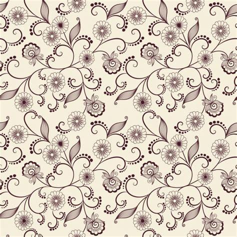 floral pattern background free download vector flower seamless pattern background elegant texture