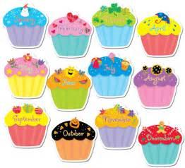 cupcake birthday chart template actividades para educaci 243 n infantil nuevos carteles para