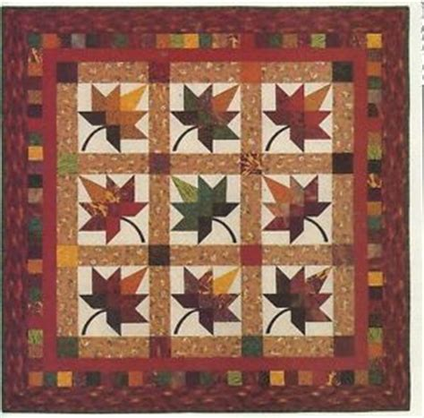 How To Make A Quilt Wall Hanging by A Spectacular Quilt To Display Every Fall Quilting Digest