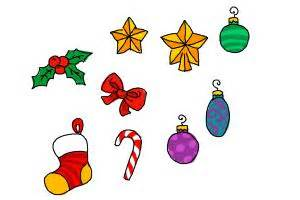 how to draw christmas decorations drawingnow