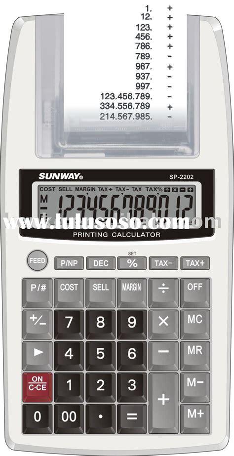 Calculator Casio Sdc 868 citizen 440 dp ii printing calculator for sale price