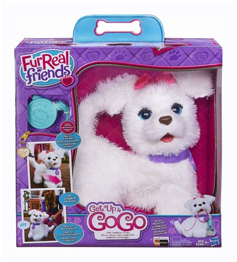 furreal walking puppy furreal friends get up gogo my walkin pup couponing