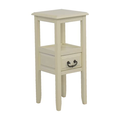 pier 1 side table 86 pier 1 imports pier 1 imports white side