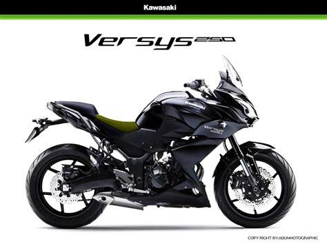 the 250cc suzuki will compete with the kawasaki ninja 300 and yamaha kawasaki versys 250 under development to compete with the