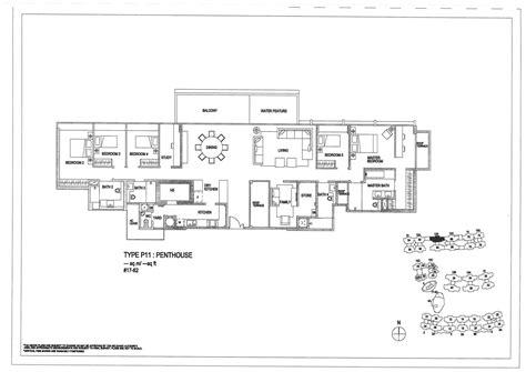 penthouse 5 bed minton