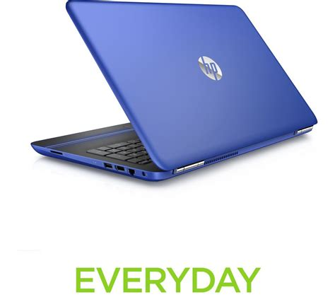 Hp Pavilion 15 by Hp Pavilion 15 Au082sa 15 6 Quot Laptop Blue Deals Pc World