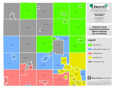 Oakland County Court Records Mi Image Gallery Oakland County Map