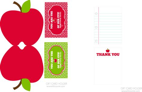 appreciation cards template you are the apple of our eye free appreciation