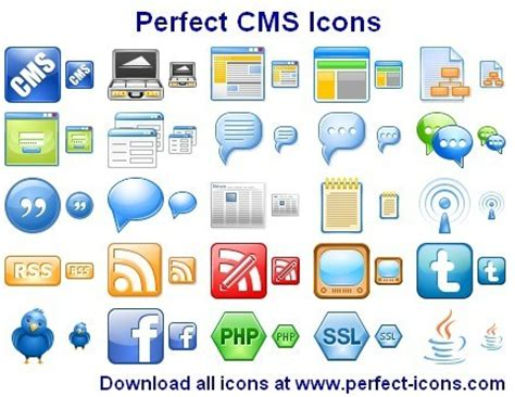 cms icons 2011 5 free software a