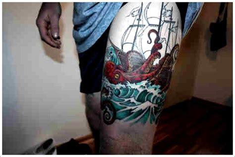 34 tatuajes de barcos incre 237 bles