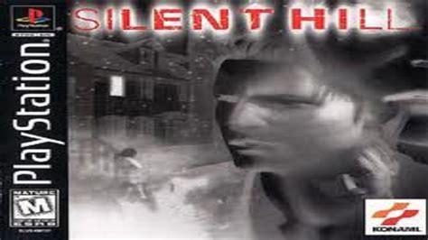 theme psp silent hill psx psp como descargar silent hill 1 espa 241 ol mega
