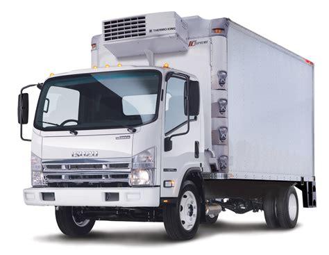 2008 isuzu n series gas powered trucks now available