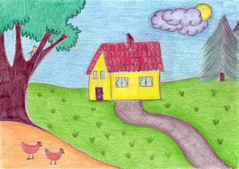 test della casa test della casa interpretazione disegno giacinto