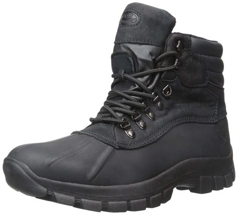men boats mens waterproof snow boots coltford boots