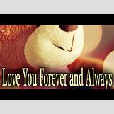 Love You Forever And Always | 480 x 360 jpeg 28kB