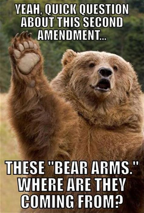 Right To Bear Arms Meme - funny friday pictures 23 pics