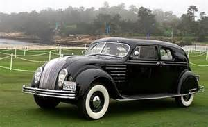 1934 Chrysler Imperial 1934 Chrysler Cx Lebaron Custom Imperial Airflow Town
