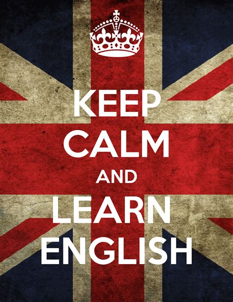 learn english with pictures and video keep calm and learn english poster jgjgg keep calm o matic