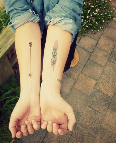 feather and arrow tattoo arrow tattoos designs ideas and meaning tattoos for you