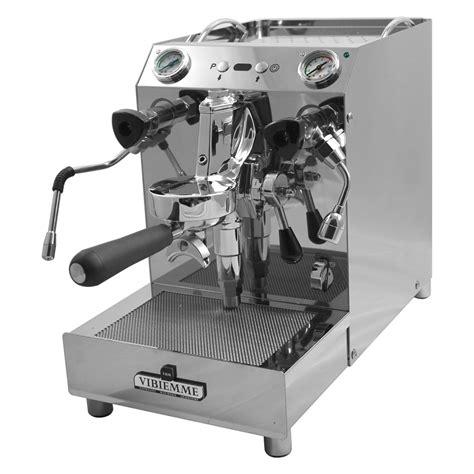 Coffee Machine Vibiemme coffee machine vibiemme domobar 2b pid