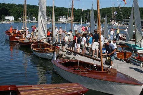 wooden boat show 2017 michigan the woodenboat show mystic seaport