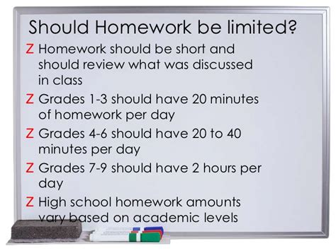 Essay On Why There Should Be Less Homework by Abolished Homework Should Why