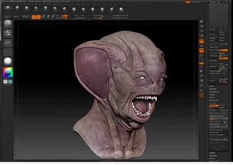 zbrush tutorial creature zbrush tutorials for beginners tips to improve you workflow