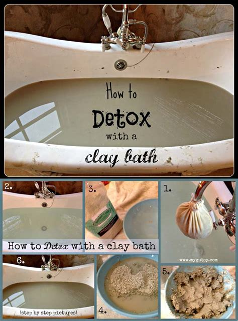 Radiation Detox Clay Bath by Diy Detox Baths Diy Projects Craft Ideas How To S For