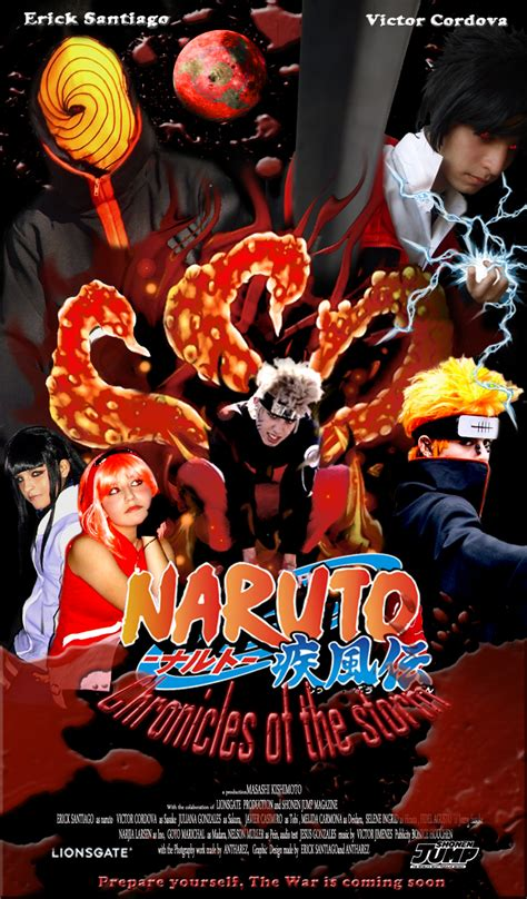 film naruto naruto shippuden movie 3 poster www imgkid com the