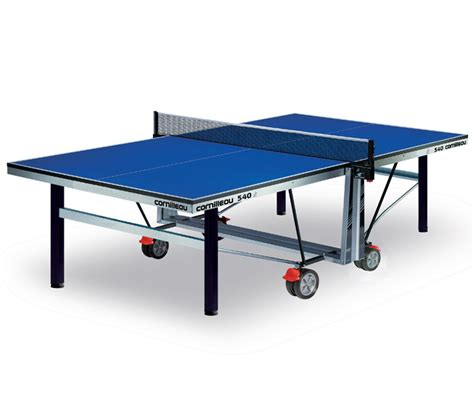 cornilleau competition 540 indoor ping pong table