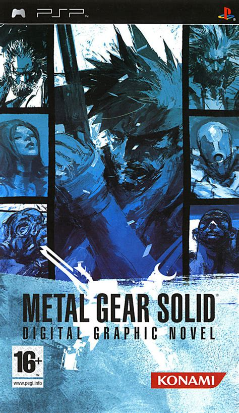 emuparadise metal gear solid metal gear solid digital graphic novel usa iso