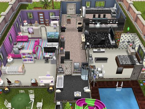 simple house designs  sims  joy studio design gallery  design