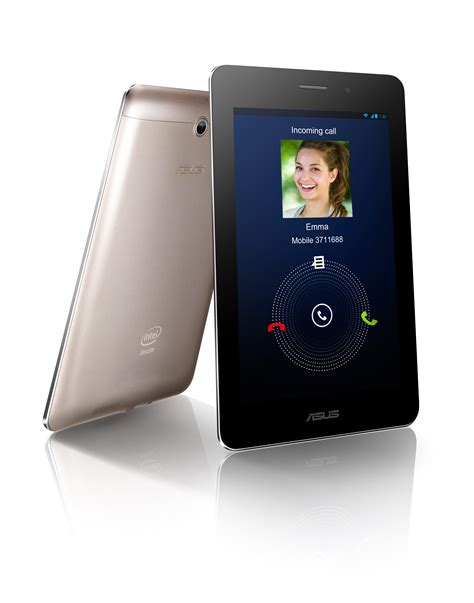 asus unveils the fonepad a tablet that can make phone calls