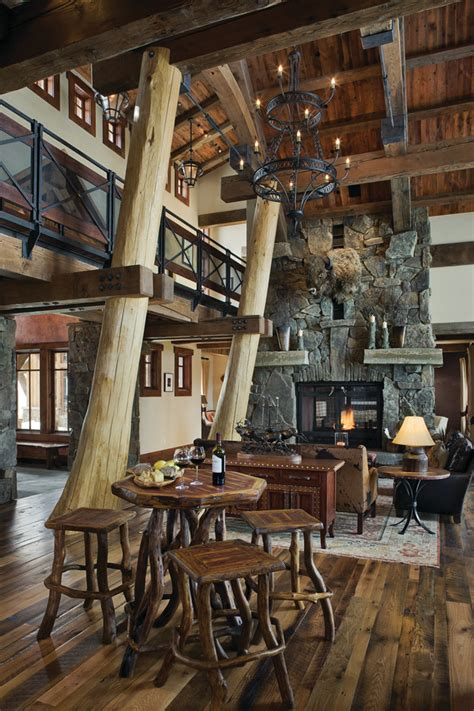 great rustic lodge cabin home decor decorating ideas fabulous lodge home accessories decorating ideas gallery