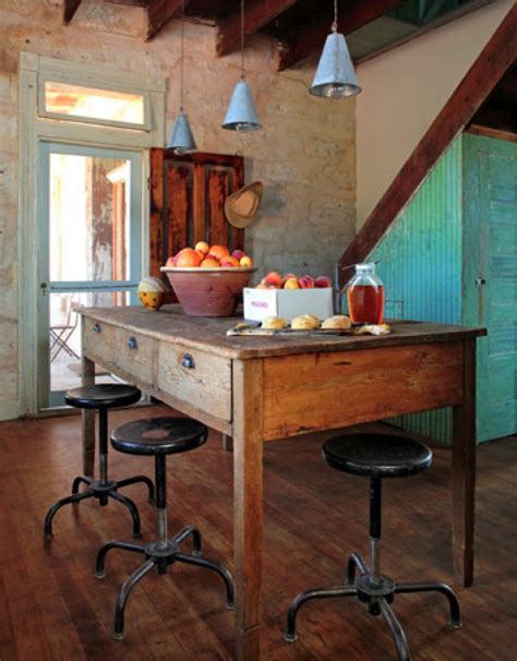 Farm Table Kitchen Island Beautiful Farm Table Island Kitchen Island Table Pinterest
