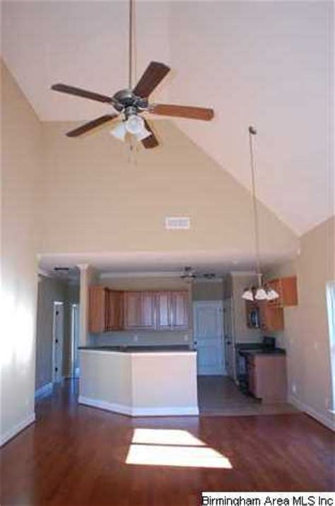 Fan Vaulted Ceiling Vaulted Ceiling And Ceiling Fan Are Also Featured In The