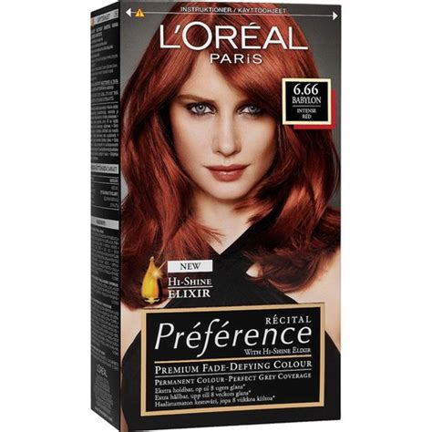 loreal red hair color latest 2015 pixpic co silence is acceptance new l oreal paris co hair color