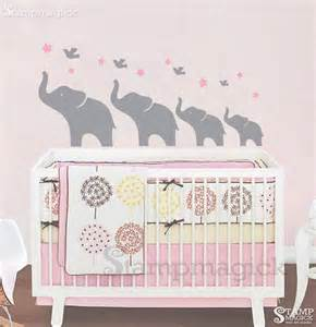 Elephant Wall Stickers For Nursery Unavailable Listing On Etsy