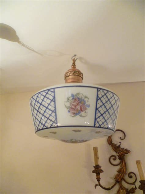 Antiques Atlas Edwardian Antique Ceiling Light Edwardian Ceiling Lights