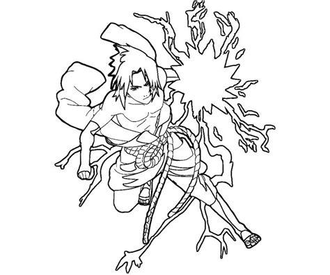 sasuke uchiha 31 coloring crafty teenager