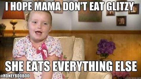 Honey Meme - funny honey boo boo